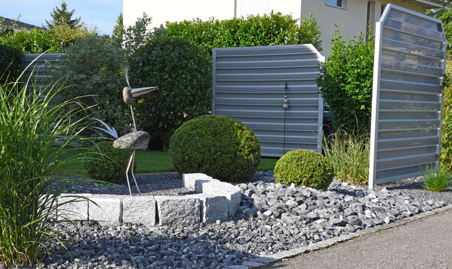 sichtschutzwand windschutz sichtschutz f r. Black Bedroom Furniture Sets. Home Design Ideas