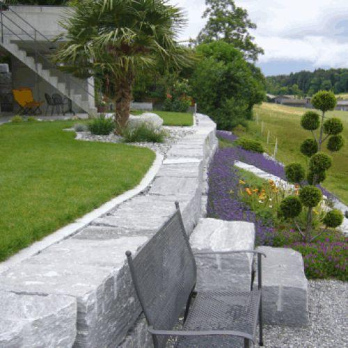 natursteinmauer steintreppen steinstufen gartentreppe. Black Bedroom Furniture Sets. Home Design Ideas